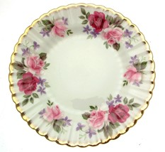 Grosvenor China High Summer Plate Side Plate 16 cms - $19.27