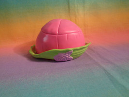 Fisher Price Snap N' Style Baby Replacement Hat - Pink / Green - $1.93