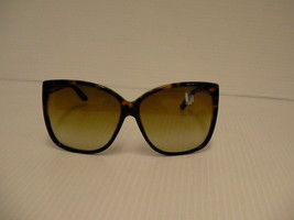 Tom Ford Nuevas Gafas de Sol Mujer Lydia Tf 228 05F Cuadrado Carey - $157.36