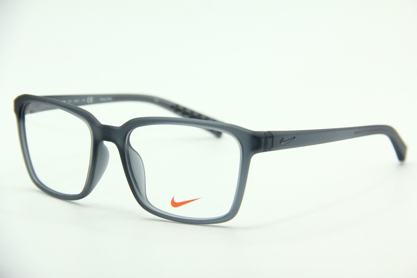 9eec1c1672c New Nike 7096 070 Gray Eyeglasses Authentic and 50 similar items