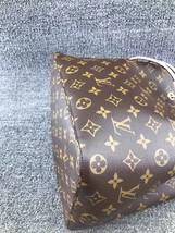 100% Authentic Louis Vuitton Monogram Neonoe Bucket Bag Pink Receipt Mint image 6