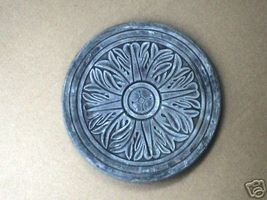 """3 Turtle or Other Design of 14""""-16"""" Concrete Garden Path Stepping Stone Molds image 8"""