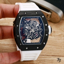 Mens Luxury Watch Richard Mille RM055 Automatic Winding - £511.51 GBP