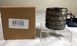 Starbucks 10oz Anniversary 2015 Mug Coffee Cup Mermaid 3D Gold Scales Me... - $42.06
