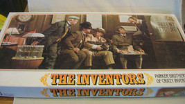 The Inventors. Parker Brothers Game Of Crazy Inventions From 1974 - $44.54