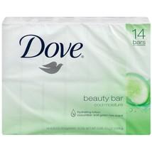 Dove Beauty Bar 4 oz Moisturizing Hydrating Fre... - $23.75