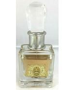VIVA LA JUICY Eau De Parfum Juicy Couture-1.7 oz PARTIAL Bottle - $19.39