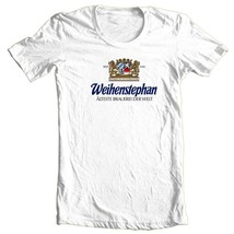 Weihenstephan Bier T-shirt german beer oktoberfest 100% cotton graphic tee image 1