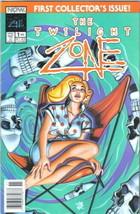 The Twilight Zone Comic Book Vol 2 #1 Newstand NOW Comics 1991 UNREAD NE... - $3.50
