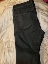 Ann Taylor Womens Curvy Fit Dress Pants Sz 12 Black - $8.80
