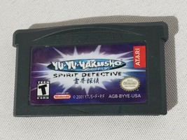 Yu Yu Hakusho Ghost Files: Spirit Detective (Nintendo Game Boy Advance, ... - $9.74