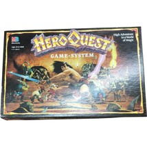 HeroQuest Empty Box, 1 split corner,  Hero Quest Milton Bradley - $49.99