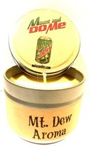 Mount & Do Me (Mt. Dew Aroma) 4oz All Natural Novelty Tin Soy Candle, Ta... - $5.94