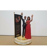 Bradford Exchange Barack and Michelle Obama Commemorative Tribute - $76.00