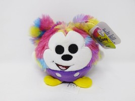 """Disney Just Play """"Squeeze Me"""" Plush Toy - Rainbow Mickey - $9.99"""