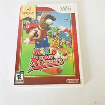 Mario Super Sluggers Wii Game Batter Up - $31.96