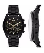 NWT With Case MICHAEL KORS MK8684 KEATON CHRONOGRAPH Watch $295 - $138.55