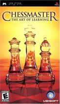 Chessmaster: The Art of Learning (Sony PSP, 2008) - $3.96