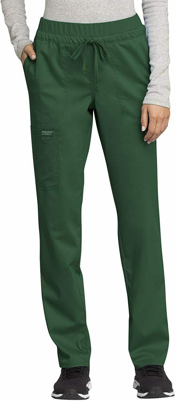 CHEROKEE WW Revolution WW105 Women's Tapered Leg Drawstring Pant - $40.57 - $58.08