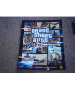 Grand Theft Auto San Andreas Playstation 2 complete with map - $9.00