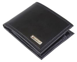 Tommy Hilfiger Men's Leather Credit Card Id Billfold Coin Rfid Wallet 31Tl130049 image 4