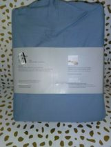 Made By Design Brave Blue Twin/Twin XL Temperature Balancing Sheet Set NWT image 5