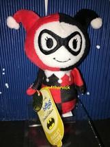 Hallmark Itty Bittys Harley Quinn Limited Edition Plush DC Comics Batman... - $29.99
