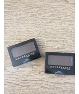 2 x Maybelline Expert Wear Eye Shadow Pressed Powder Compact   Shade: #1... - $9.99
