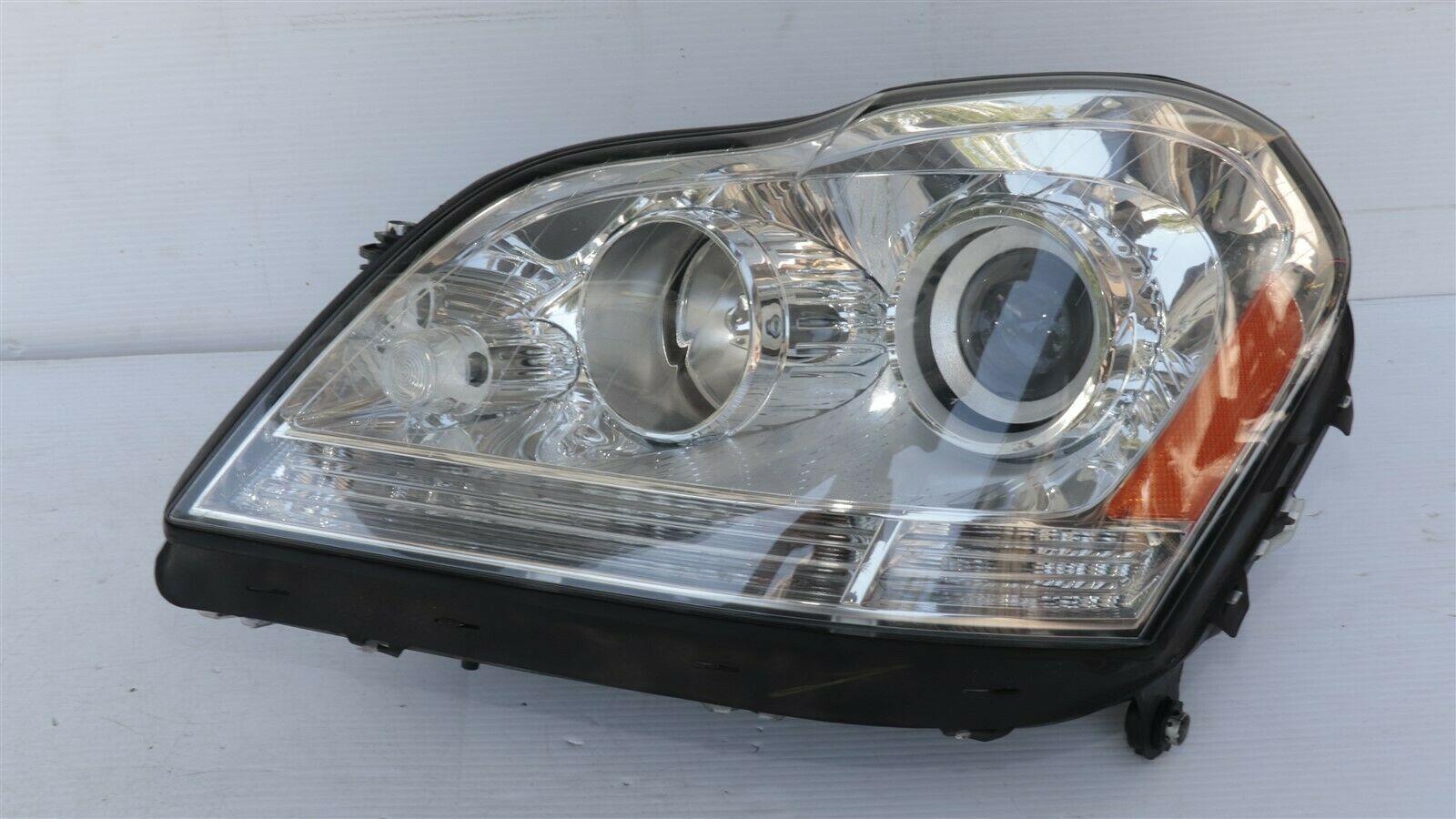 07-12 Mercedes Benz X164 GL350 GL450 Headlight Lamp Halogen Driver Left LH