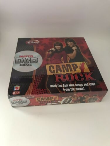 Primary image for Disney Camp Rock Mattel DVD Game