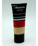 COVERGIRL OUTLAST ACTIVE 24Hr Foundation 1Fl.oz/30ml Choose Shade - $4.90+