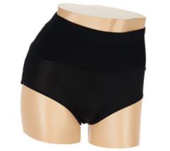 Carol Wior Rear Enhancing Control Panty in Black, Large - $15.83
