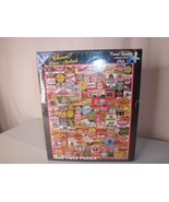 'Cheers' Beer Labels 1000 Piece Jigsaw Puzzle - White Mountain -- Girard... - $31.95