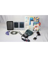 Casio Cassiopedia Pocket PC Lot of 2 E-125 & E-100 AS IS Parts and Repair - $49.49