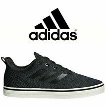 PRE2 ADIDAS Defy True Chill Men's Black White Skateboarding Sneaker Shoes - $20.99