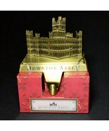 1 (One) DOWNTON ABBEY Antique Brass Stocking Hanger by Kurt Adler NEW IN... - $34.29