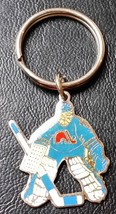 Quebec Nordiques Keychain Hockey Pin - Official NHL Product - $4.84