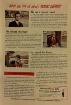 Vintage Advertisement - Metropolitan Life Insurance Company - 1948 - $4.99