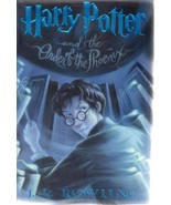 Harry Potter and the Order of the Phoenix [Hardcover] J. K. Rowling - $5.92