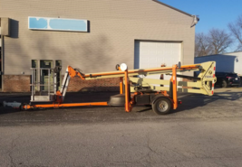 2012 JLG 460SJ BOOM LIFT FOR SALE IN WAUPUN, WI 53963  image 6
