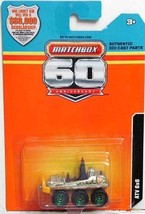 ATV 6 X 6 2013 MATCHBOX 60TH ANNIVERSARY - $4.94