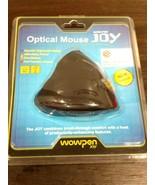 WOWPEN JOY ERGONOMIC OPTICAL MOUSE WOW-PEN JOY MODEL WP012 BRAND NEW - $28.95