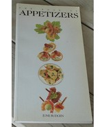 The Book Of Appetizers, June Budgen, 1986 VG CND - $9.89