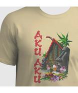 Aku AKu Las Vegas Tiki Bar  Stardust Casino Logo T-Shirt - $19.75 - $21.73