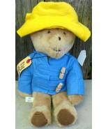 "Paddington Bear Plush 16"" Eden Toys USA - $18.00"