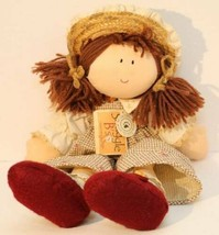 Boyds Bears Doll GERTRUDE Pulling Weeds 4650 Snuggle B's A Bunch of Ol' Softies - $17.81