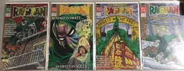 RAGMAN run of (4) issues #1 #2 #3 #4 (1991/1992) DC Comics FINE- - $14.84