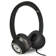 Monster N-Tune High Performance On-Ear Headphones w/3.5mm Plug(Matte Black) - $38.26