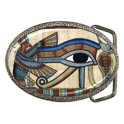 Egypt Eye of Horus Belt Buckle New