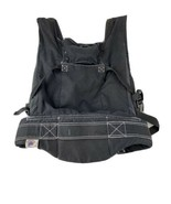 Ergo Baby Carrier Original Black Cotton Adjustable - $29.69